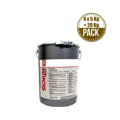 GRAISSE LIQUIDE  EP00 POLYFLEX 00-160 (16KG)